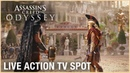 Assassin's Creed Odyssey Live Action TV Commercial 1080p HD