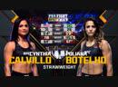 Fight Night Buenos Aires Синтия Калвильо vs Полиана Ботельо