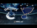 Vancouver Canucks vs St Louis Blues Dec 09 2018 Game Highlights NHL 2018 19 Обзор матча