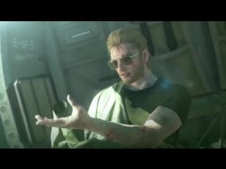 Metal Gear Solid 5_ The Phantom Pain (трейлер)