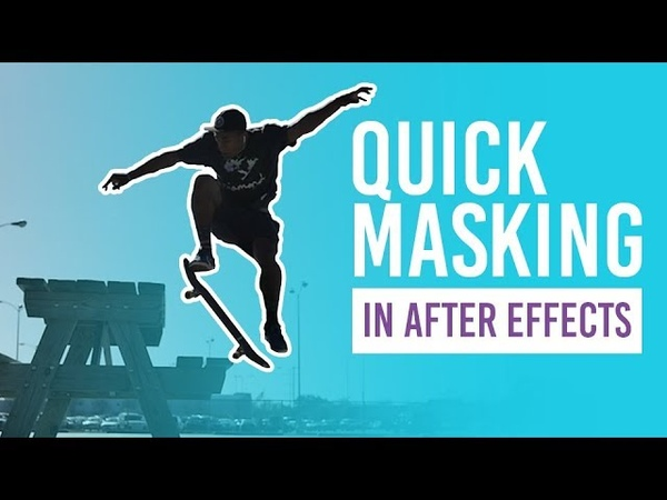 Quick masking using Roto Brush | After Effects Tutorial