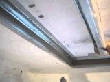 Делаю короб со стен на потолок из гипсокартона в спальне