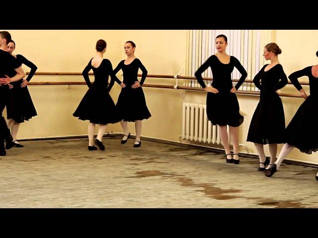 МГКИ Гос экзамен по народному танцу 2015 год