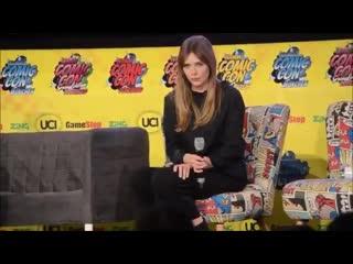 Элизабет на Comic Con Germany (14\04\19)