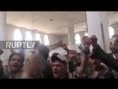 САА и Союзники продвигаются и выбивают террористов ИГ* запрещено в России с их позиций
