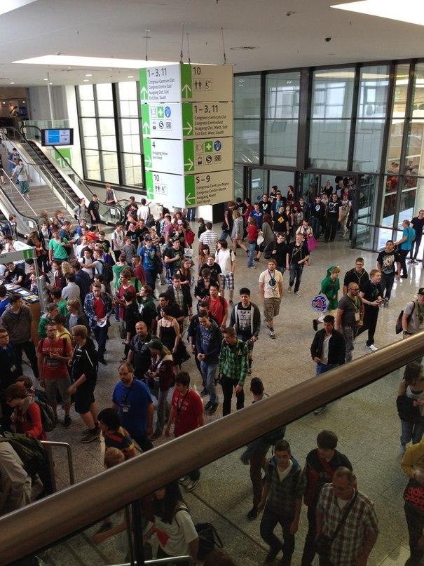 Астролорды на gamescom2014