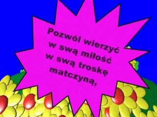 Karaoke Nie zabieraj mi wiosny Aleksandra Pławińska Dominik Kusajda Cower