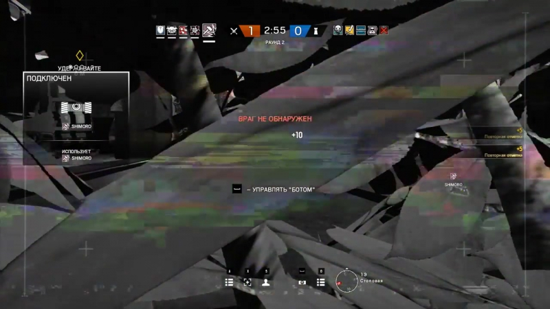 [SHIMOROSHOW] ПОКАЖИ МНЕ ГОЛОВКУ - Rainbow Six Siege