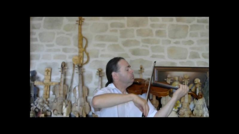 Largo sonate n°3 bwv 1005 J.S BACH