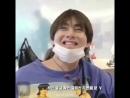 Taehyung's boxy smile