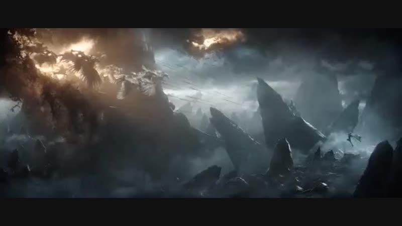 Fragments_ ☆Tor_3_Ragnarek/Тор 3: Рагнарёк☆ — Войско валькирий против Хелы.