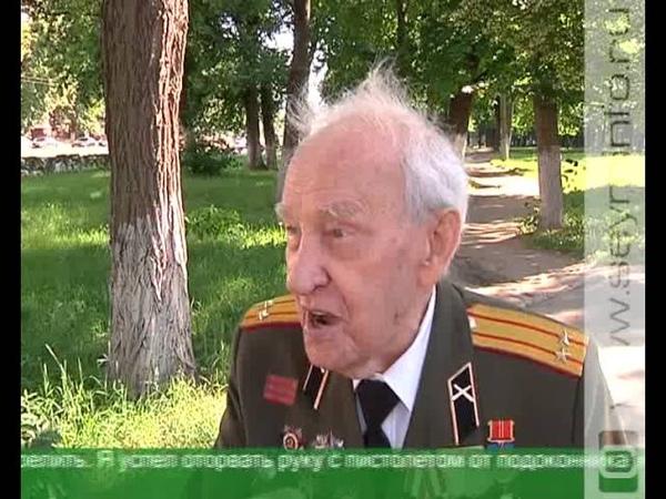 Война в рассказах курского ветерана Петра Михина