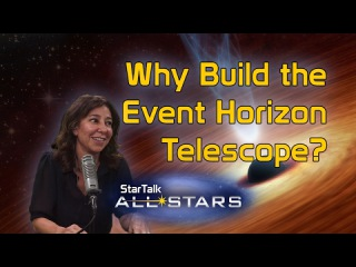 Why Should We Build the Event Horizon Telescope?
