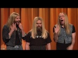 Jennifer Aniston Look Alike Competition SNL (FRIENDS) - Zach Galifianakis, Bradley Cooper Ed Helms