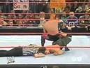 3 19 2007 RAW John Cena vs Chris Benoit Match