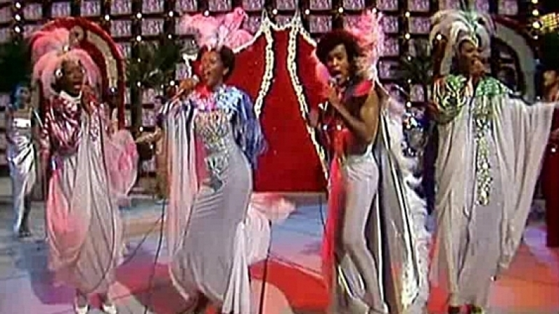 Boney M. - Brown Girl In The Ring (1978)
