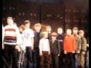 9 февраля 2007 г. Театр Российской Армии. Выступление к 92-летию В.М. Зельдина после спектакля Дон Кихот