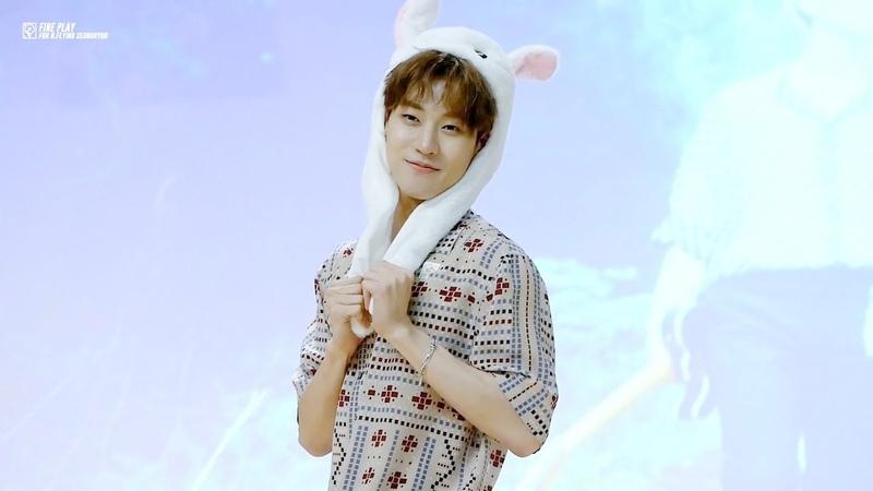 180623 광화문 팬싸인회 N.Flying 엔플라잉 - 심쿵 토끼들 6ㅅ6 ♡♥♡♥♡