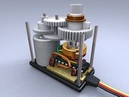 How servo motor works