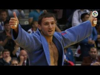 Georgia vs Brazil - Repechage - Judo World Championship Teams Chelyabinsk 2014