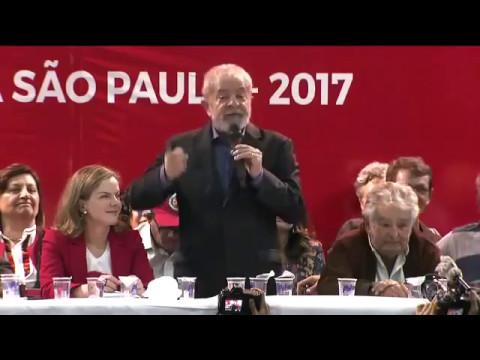 Lula diz que vai mandar prender juízes e procuradores da Lava Jato