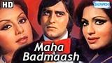 Maha Badmaash {HD} - Vinod Khanna - Neetu Singh - Raza Murad - Hindi Full Movie (With Eng Subtitles)