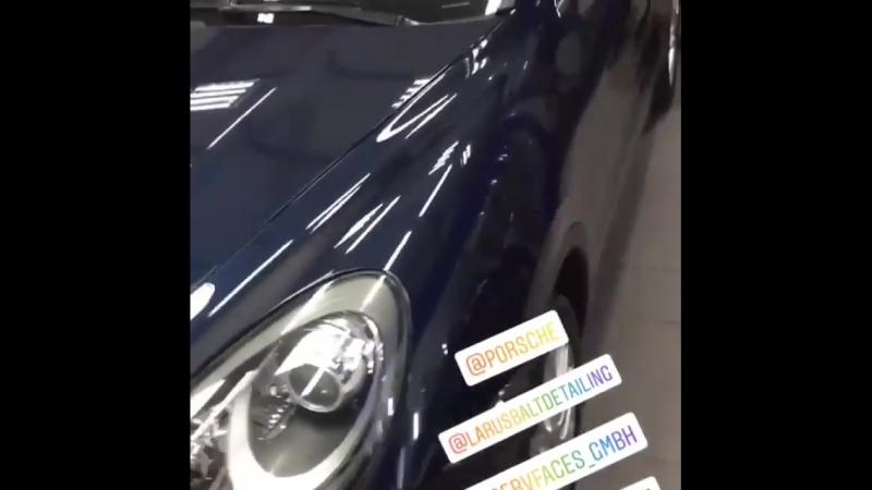 @ larusbaltdetailing - У нас очередной красавец. На этот раз Porsche!  Проект реализован с использованием немецких материалов Se