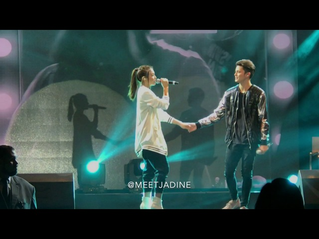 JaDine - On The Wings of Love Till I Met You || Always JaDine Dubai