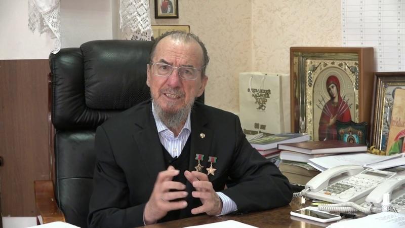 Захарченко Виктор Гаврилович об А. В. Петренко