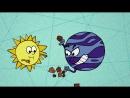 ❗❓Наука для детей Пояс астероидов и добыча ресурсов Смешарики Пинкод Карамболь mp4
