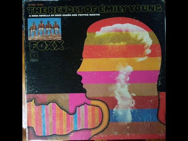 Foxx – Flight Termination ( 1970, Psych Pop, USA )
