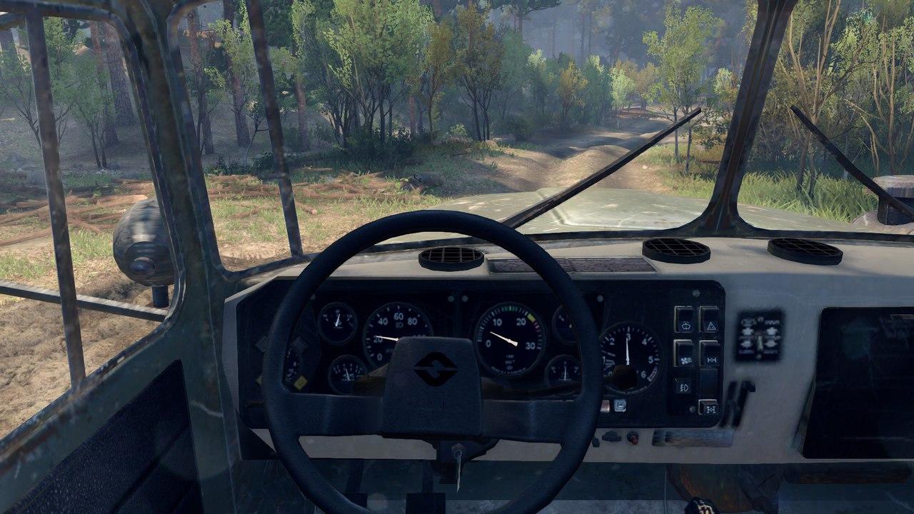 Урал 4320-30 для Spintires - Скриншот 2
