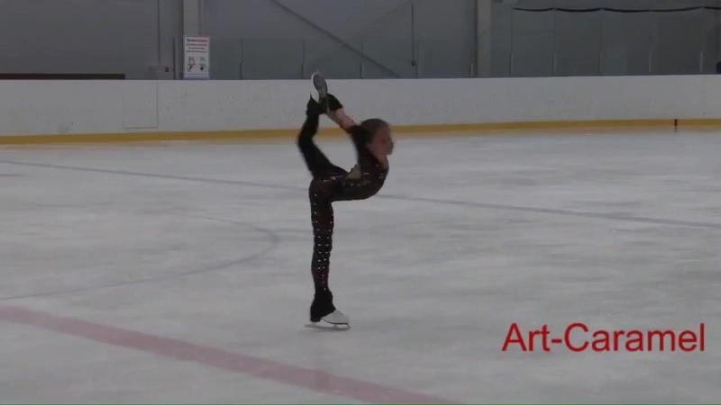 Валерия ЗОРИНА FS - Кубок Петра Великого 2018 (Valeria Zorina)