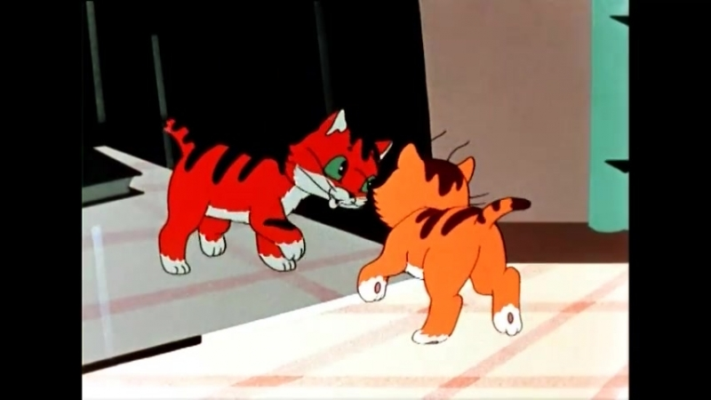 Вот так тигр ¦ Советские мультфильмы для малышей