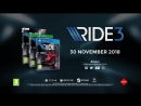 Ride 3 [PS4_XOne_PC] The Motorcycle Encyclopedia Trailer