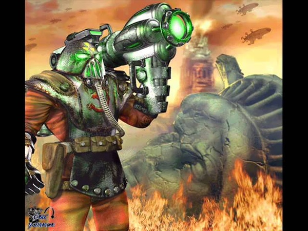 Command Conquer Red Alert 2 Music Score Theme AKA Militant Force 2