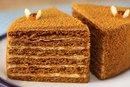 Вкуснейшие медовые тортики!