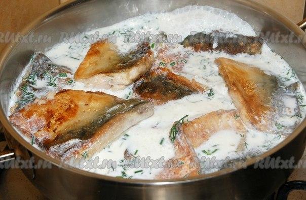 Свежая скумбрия как приготовить на сковороде
