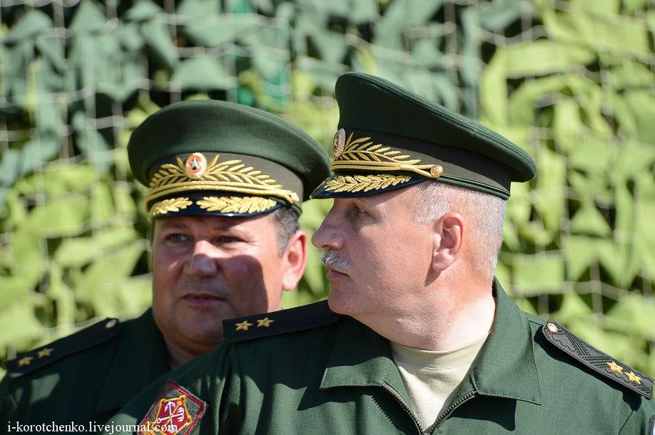 Генералы России