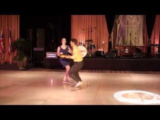 ILHC 2011 - Classic Lindy - Mike Roberts & Laura Glaess