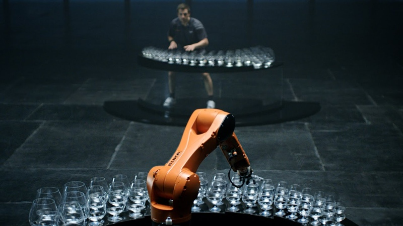 The Revenge - Robots Vs. Human - Timo Boll