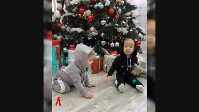 Новогодняя сказка вместе с UVA_kids