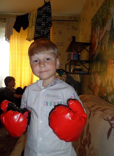 Антон Красовский, 25 апреля , Омск, id209088493