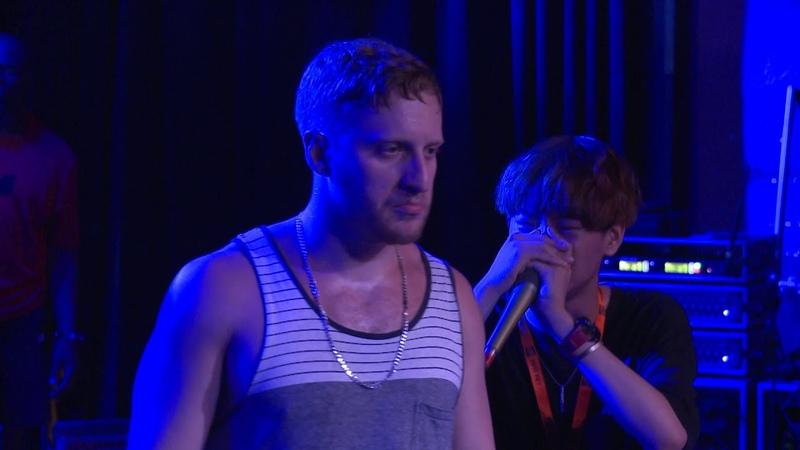 Hiss vs Kenny Urban - Best 16 - 5th Beatbox Battle World Championship