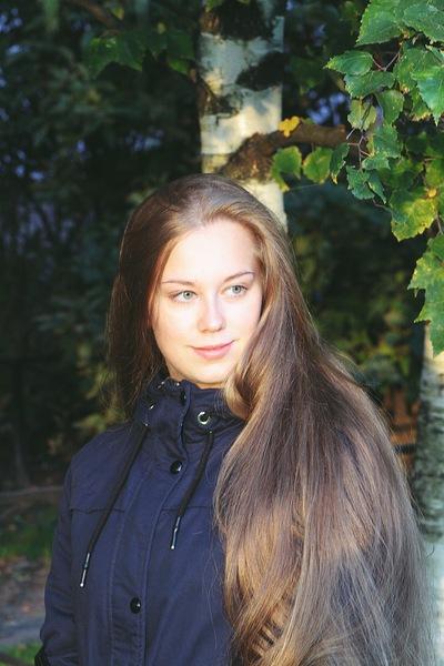 Настя Ульянова