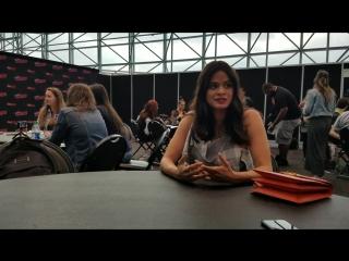 Charmed - Melonie Diaz - NYCC 2018