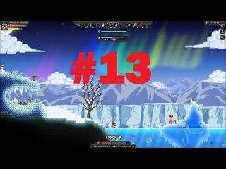 Starbound Gameplay / Прохождение #13 [Ниндзя в подземелье]