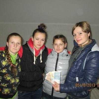 Аня Івлева, 26 марта 1997, Санкт-Петербург, id172168201