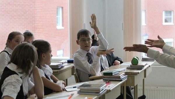 Уроки по олимпийскому образованию войдут в школьную программу в общероссийском масштабе...