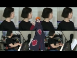 Naruto Shippuden - Girei (Pains Theme) piano vocal cover